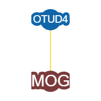 Be on the lookout for: MOG.  MOG is a primary target antigen involved in immune-mediated demyelination; has been found to be effective in combating muscular dystrophy.